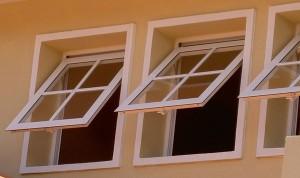 Projecting And Swivel Windows Aluminium Joinery Tenerife