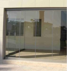 Cerramientos sin perfiles muro cortina o cortina de - Cerramientos sin perfiles ...
